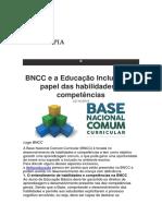 BNCC INCLUSÃO