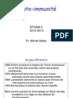 Autoimmunite DFGSM3 2012-13