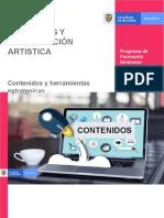 Content Marketing Artistico