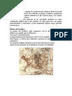 Arte Neolítico, Paleolitico, Egipsio, Mesopotaneo, Artes Mecanicas