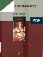 O Renascimento_Peter Burke