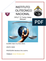 Ficha tecnica (ANP)