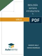 Semana Intro 1- Virus