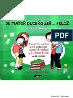 · De mayor quiero ser... Feliz. Anna Marató García.pdf · versión 1