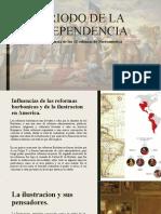 Periodo de Independencia