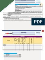 Lista de cotejo para evaluar ACTV  Nº 03(REFLX.) INGLES  1º SEC