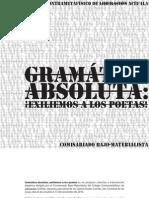 Gramática Absoluta - CCLA