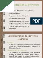 Admon de Proyectos-Capitulo3
