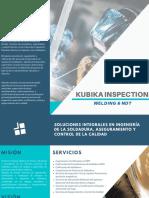 Brouchure Kubika Inspection
