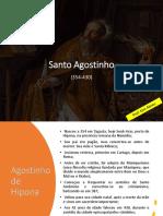 Santo Agostinho - A razão serva da fé (Não sei de cai) (1)