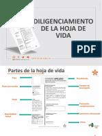 DILIGENCIAMIENTO DE H.V.pptx