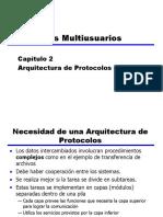 Arquitectura de Protocolos