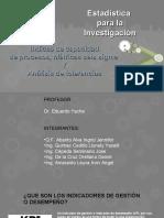 INDICE DE CAPACIDAD DE PROCESOS METRICAS SEIS SIGMA- EXPO FINAL