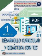1_MÓDULO_TECNOLOGÍAS DE INFORMACIÓN Y COMUNICACIÓN_DESARROLLO CURRICULAR Y DIDÁCTICA CON TIC_2021