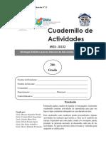 Cuadernillo 2do