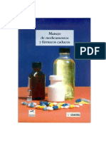 libro de medicamentos caducos