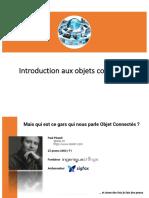 Introduction Aux Objets Connect Es