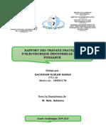 Rapport TP Electronique Industrielle Et Puissance