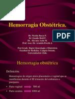 FISIOLOGÍA HEMORR OBST