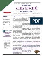 BOLETIM DE XADREZ - N2