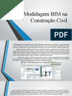 Modelagem BIM na Construção Civil