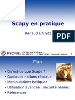 FR - Scapy en Pratique