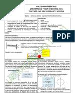 Taller Laboratorio Fisica 11_pendulo- Movimiento Armonico Simple 2021
