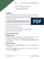 Traitement de Texte Tagemouti(1)