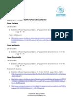 bibliografia documento programmatico