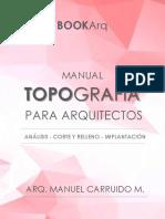 MANUAL DE TOPOGRAFIA PARA ARQUITECTOS
