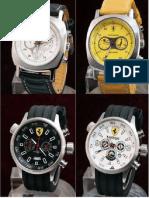 Ferrari Watch (Gan1)