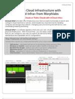 Morphlabs - mCloud Infra+ Datasheet