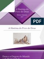 A História Do Povo de Deus