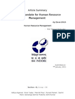 Group 8_SectionB_A new mandate for human resources