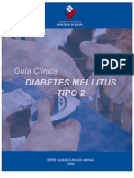 Guia Clinica Diabetes Mellitus Tipo 2 2009 Chile