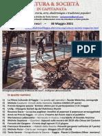 Cultura & Società in Capitanata N. 30 Del 30-05-2021