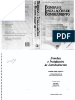Bombas e Instalacoes de Bombeamento Archibald J Macintyre OCR