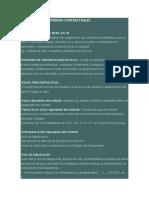 ACCION DE CONTROVERSIAS CONTRACTUALES