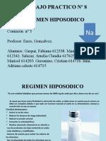 Regimen Hiposodico