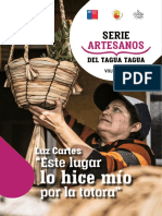 Serie Artesanos Del Tagatagua - Volumen III