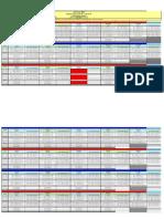 21° V.S.P - M. A. B1 & B2 - Orario - 1ª Fase