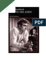 (nobel 1962, usa) john steinbeck - al este del eden