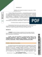 20201216_Publicación_Anuncio_ANUNCIO BASES Y CONVOCATORA DOS PLAZAS DE ADMINISTRATIVO