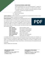 """Asociación Comerciantes Minoristas en Artículos Varios con la sigla  """" Venta, Frutas del Huerto"""" 2021"""