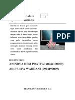 Etika dan keamanan dalam system informasi