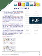 Motor Electrico Funcionamiento Partes y Qu__ Es. Motor de Corriente Continua y Alterna