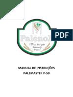 Manual Palemaster 50L