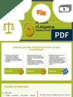 PPT e-Court elitigasi