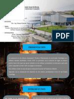 Diseño y Planteamiento de Una Bomba Centrífuga - DIAPOSITIVAS