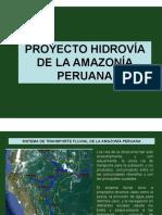 SESION 01T - Proyecto Hidrovia Amazonica